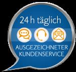 Kundenservice-Siegel